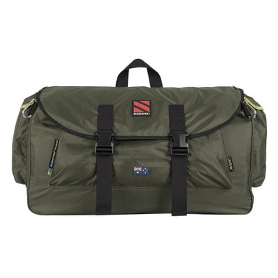 Untamed Backpack Bed Front View