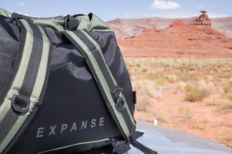 SEASONFORT Expanse Backpack Bed Bug out Bag