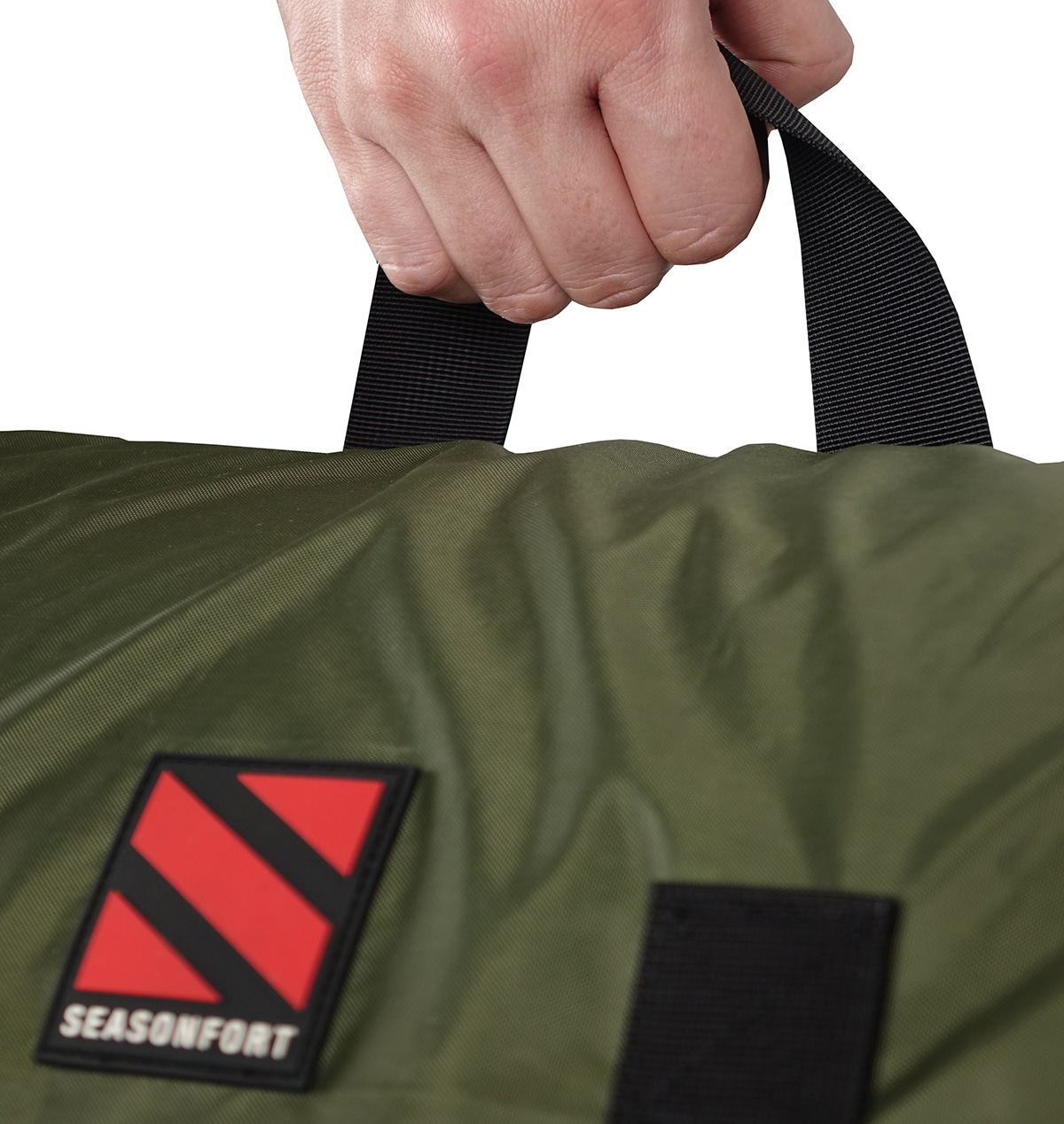 SEASONFORT UNTAMED Backpack Bed carry handle